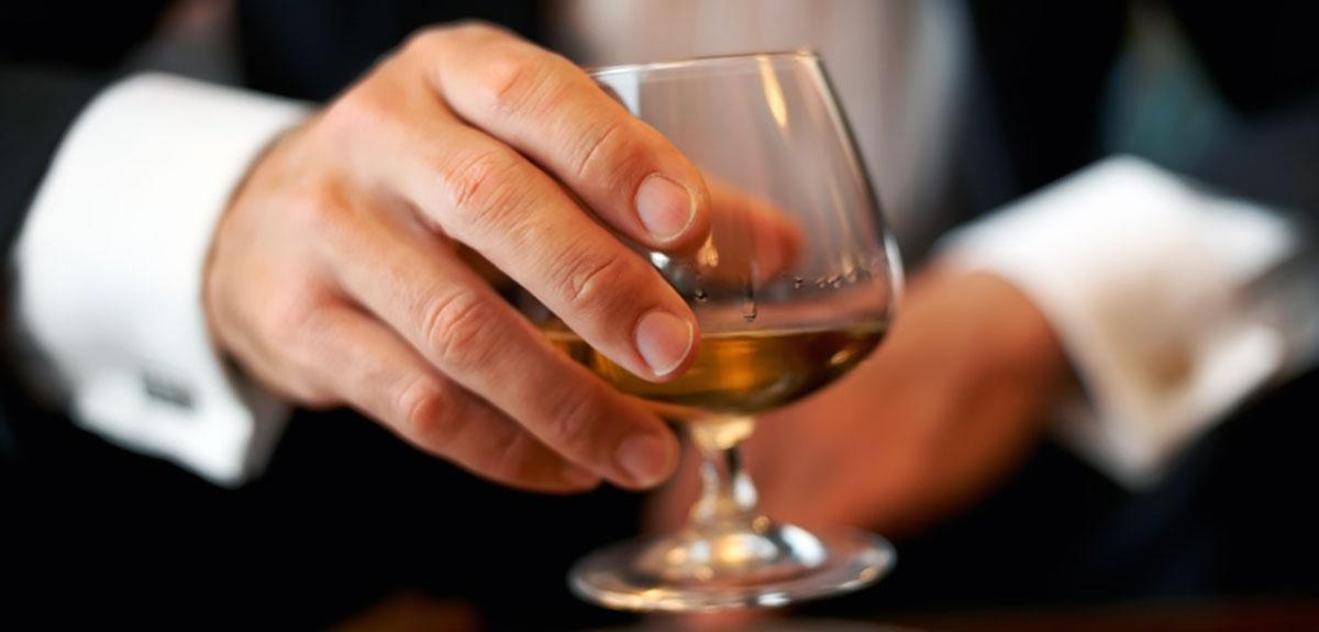 Whisky drinker