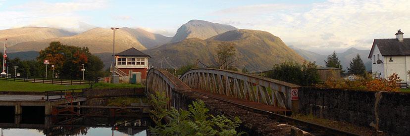 Highlands whiskyregio Schotland