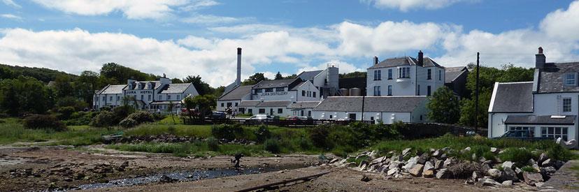 Islands whiskyregio Schotland
