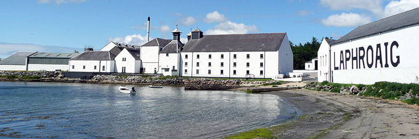 Islay whiskyregio Schotland