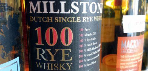 Millstone Nederlandse whisky