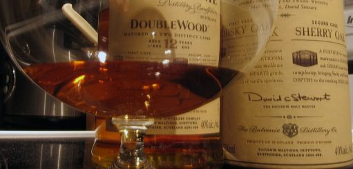 Beleggen in whisky