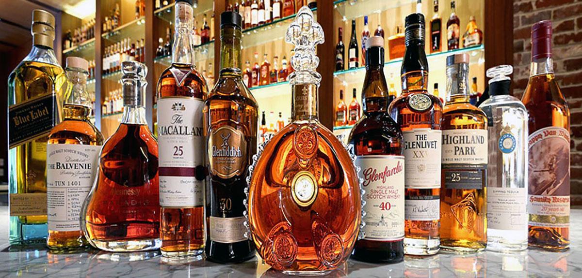 Het verschil tussen single malt en blended whisky