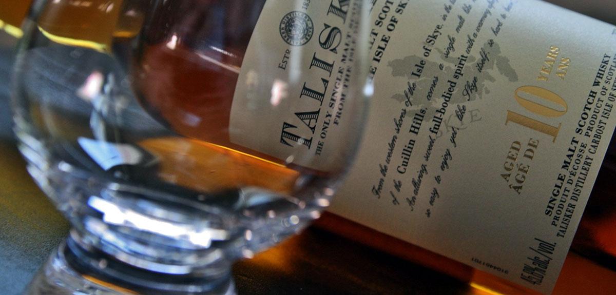 Whisky drinken als een expert