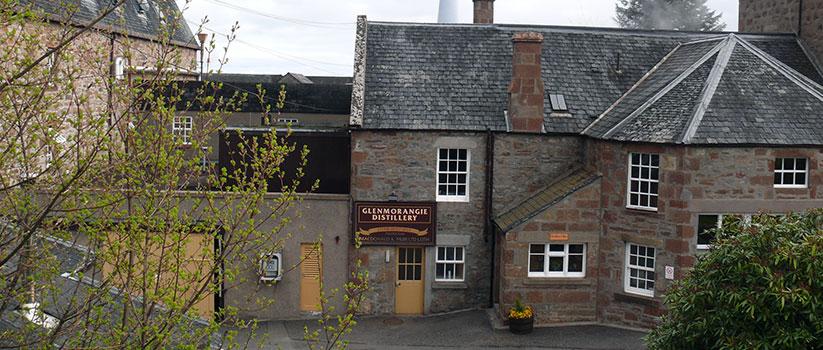 Glenmorangie Distillery