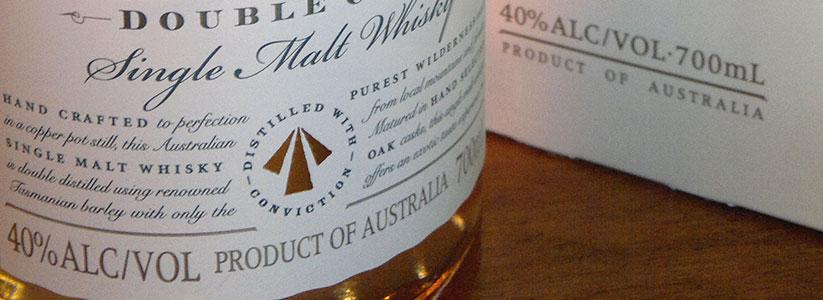 Sullivans Cove Australian whisky