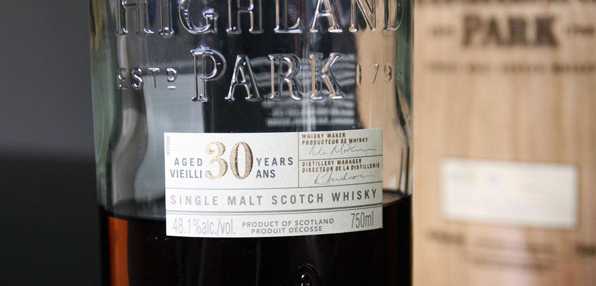 Houdbaarheid whisky na opening