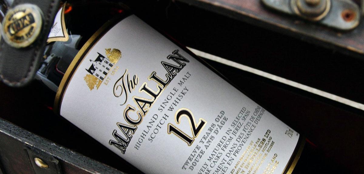 The Macallan, een lieveling van de whiskyliefhebbers