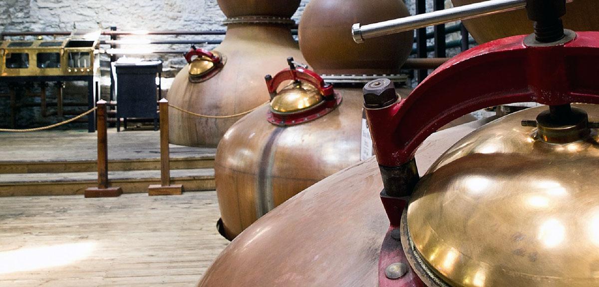 Hoe wordt whisky gemaakt
