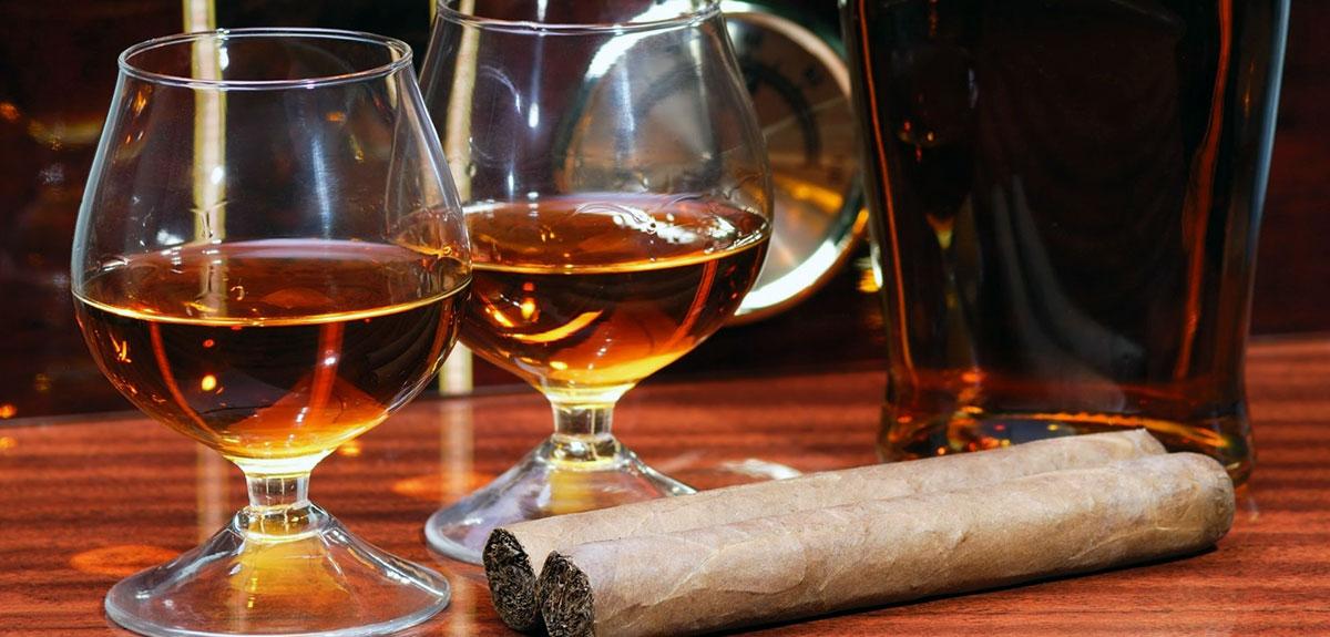 Muziek voor whisky en sigaren