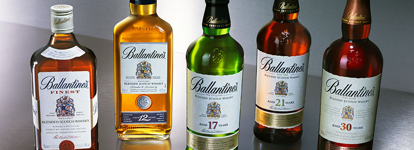 Ballantine's whiskysuggestie