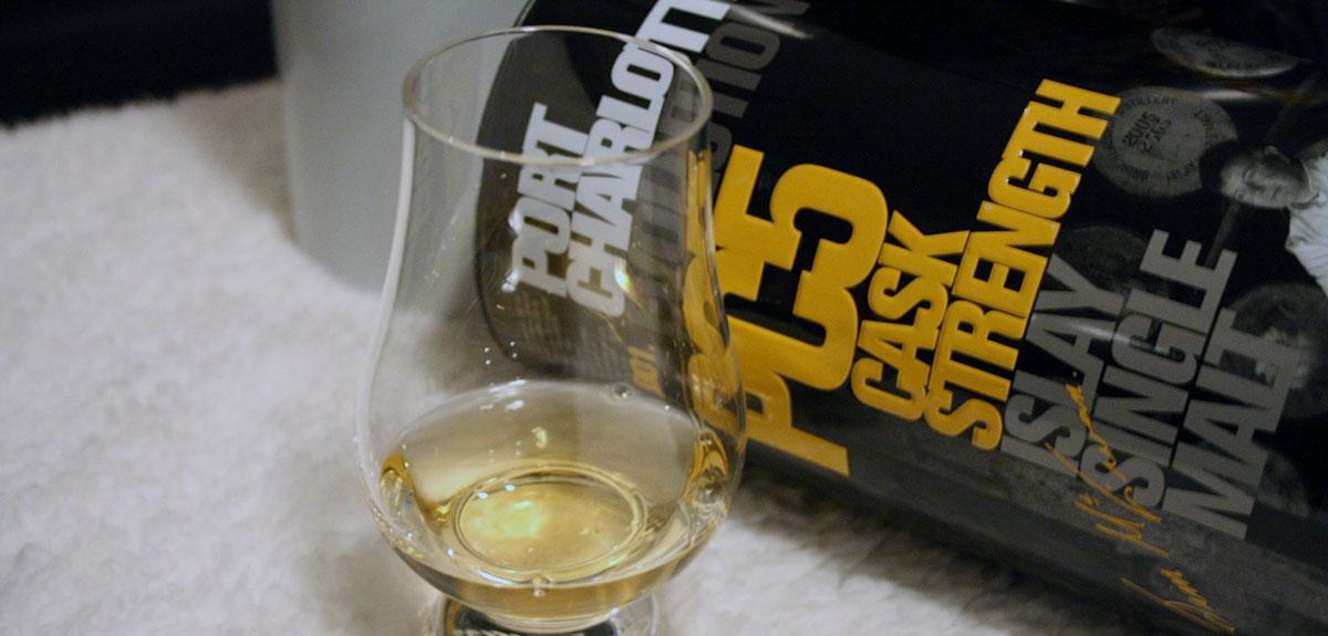 Cask strength whisky