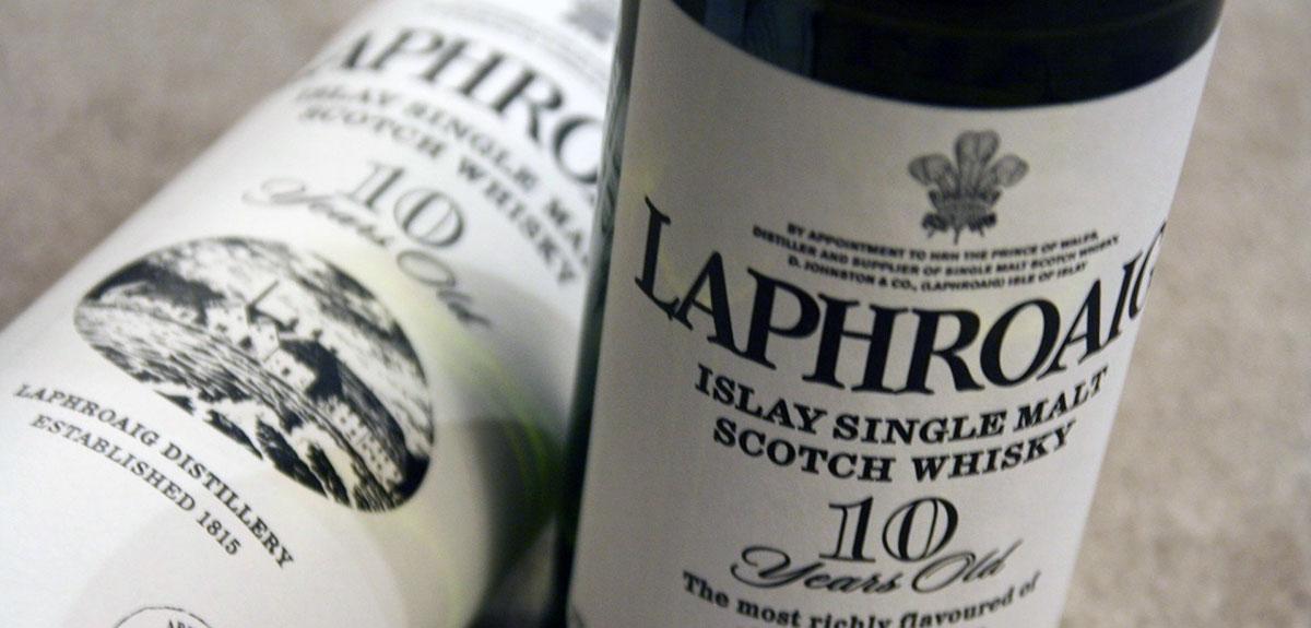 Laphroaig een klassieke Islay whisky