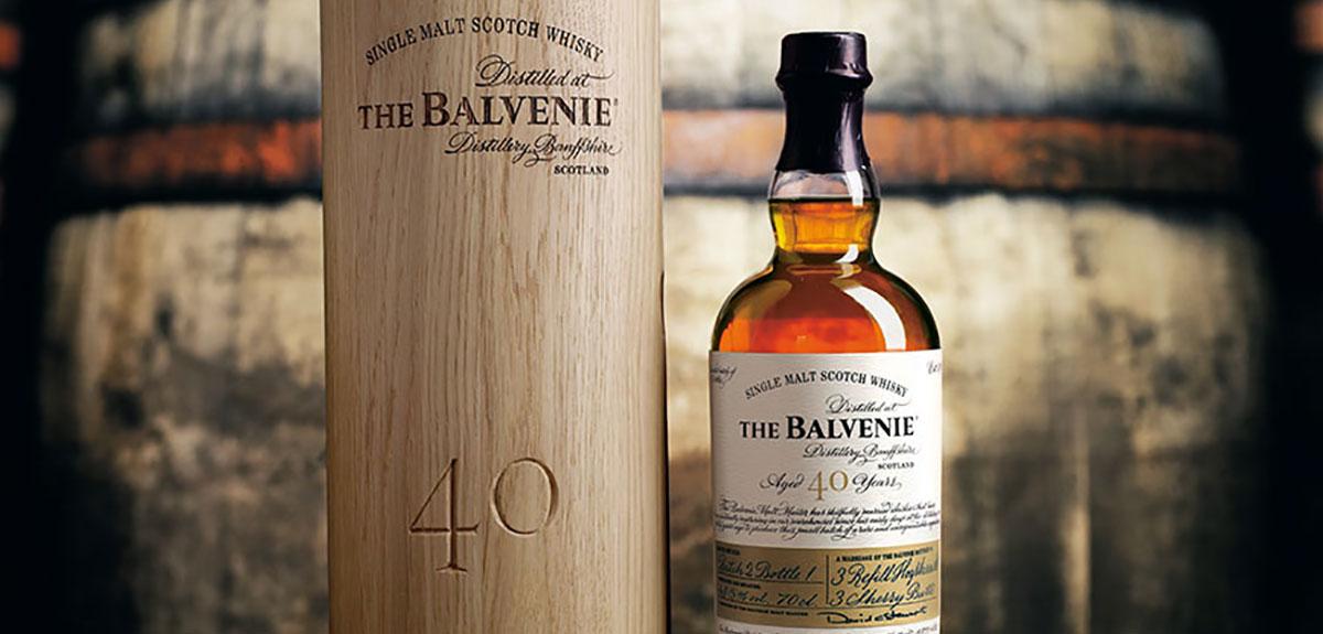 The Balvenie, unieke single malt