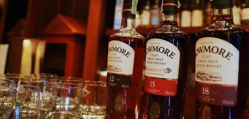 Bowmore, de oudste distilleerderij van Islay