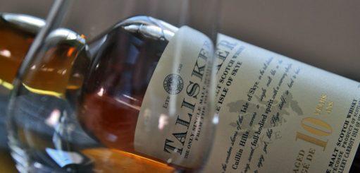 Talisker, whisky met een sterk karakter