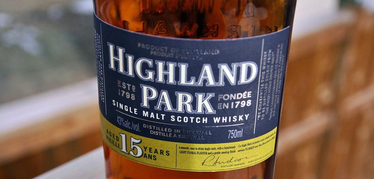 Highland Park, de meest noordelijk gelegen Schotse distilleerderij
