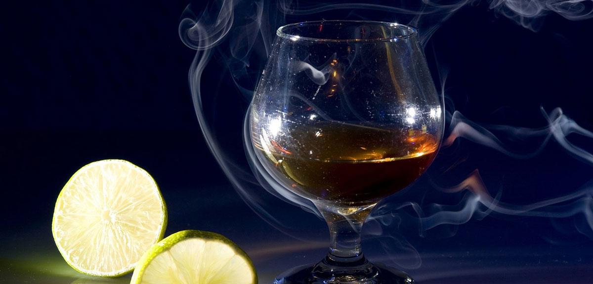 Whisky proeven en benoemen