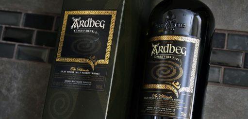 Ardbeg, turfachtige whisky Islay