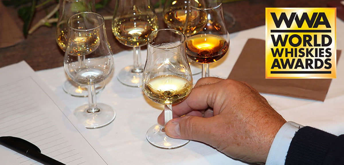De prestigieuze World Whiskies Awards