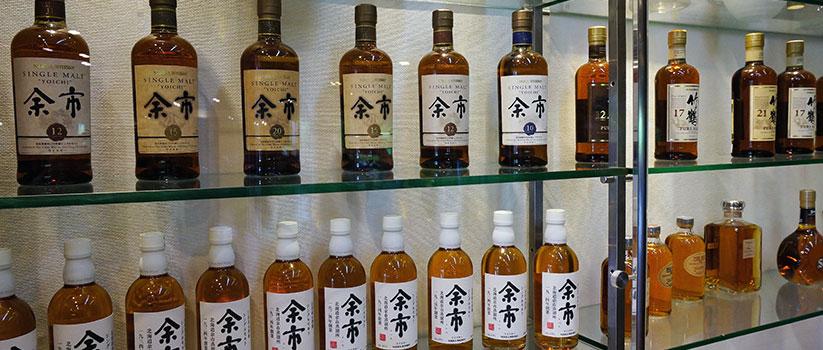 Whisky van Nikka