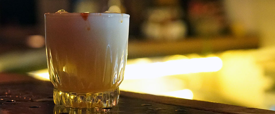 Whisky Sour zomerse whiskycocktail