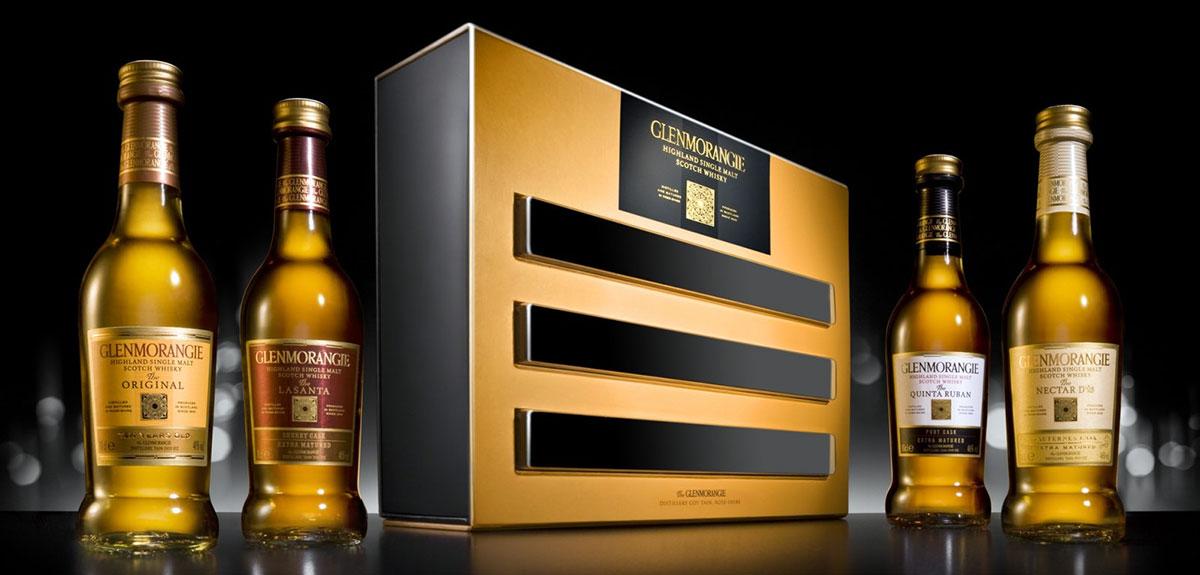 Glenmorangie, echte Schotse whisky