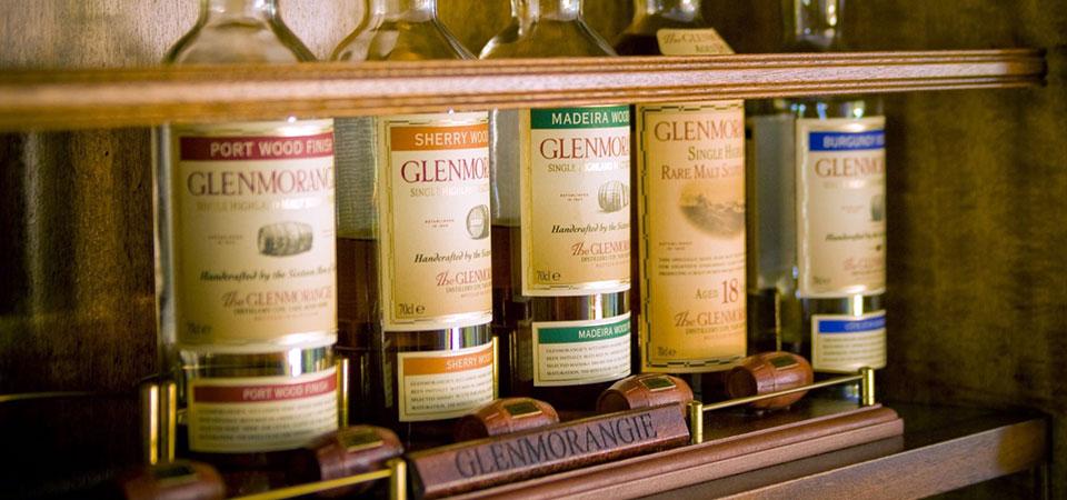 Glenmorangie whiskysoorten