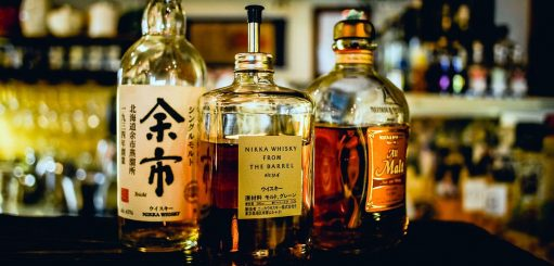 Japan, land van de rijzende whisky