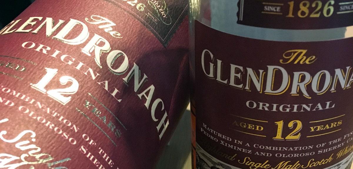 Review Glendronach 12 Years Original