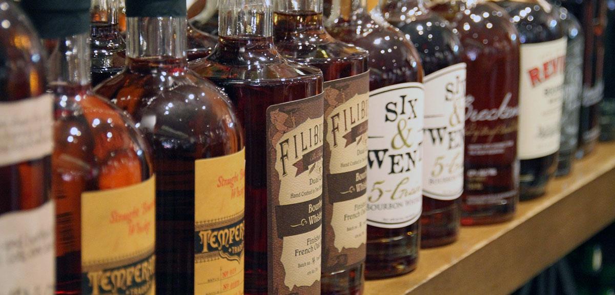 Whiskyflessen herkennen quiz
