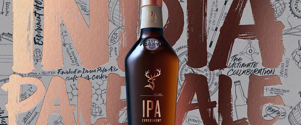 Glenfiddich Experimental Series #01 IPA Experiment