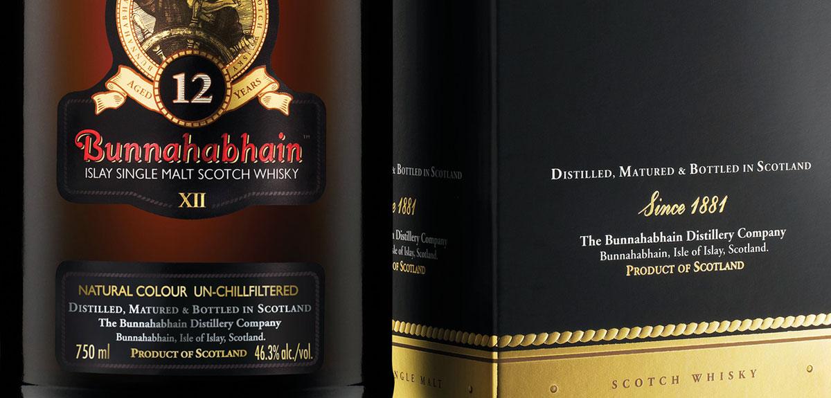 Review Bunnahabhain 12 Years