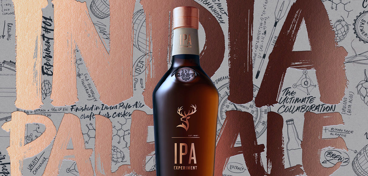 Review Glenfiddich IPA Experiment