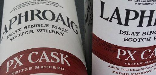 Review: Laphroaig PX Cask