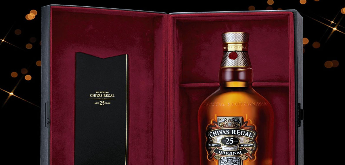 Chivas Regal koninklijke whisky