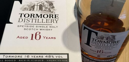 Review: Tormore 16 Years
