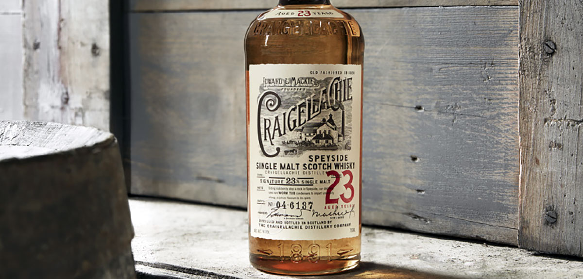 Review Craigellachie 23 Years