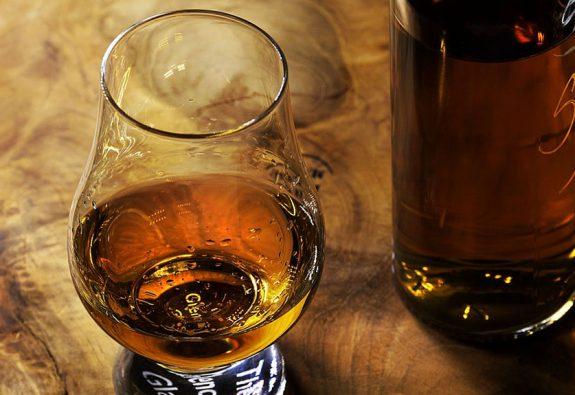 De kleur van whisky
