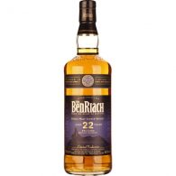 Benriach 22 years Dunder Peated 70CL