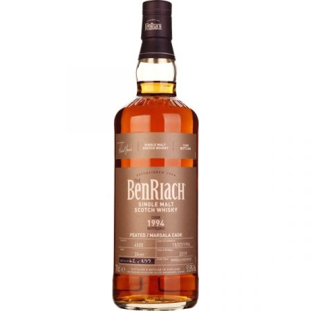 Benriach 24 years 1994 Peated Marsala Cask 70CL