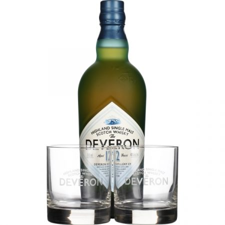 The Deveron 12 years Giftset 70CL