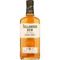 Tullamore Dew 18 years 70CL