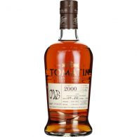 Tomatin 21 years 2000 Single Cask 70CL